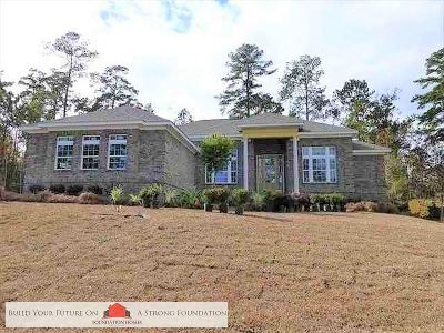 Tallahassee Single Family Home New: Summerbrooke Drive