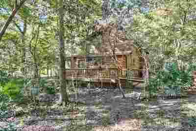 Monticello, Tallahassee, Quincy, Havana, Wacissa, Lamont Single Family Home New: 6147 St. Joe Road