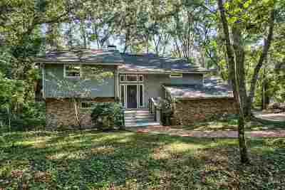 Leon County Single Family Home New: 820 Maderia Circle