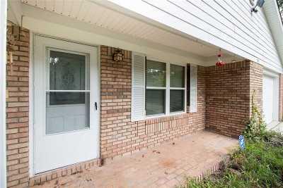 Crawfordville Single Family Home New: 52 Talon Drive