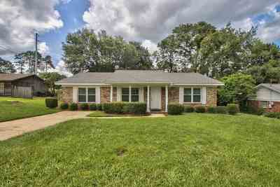 Tallahassee Single Family Home New: 2438 Dundee Drive