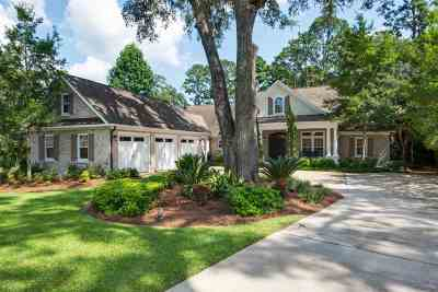 Tallahassee Single Family Home For Sale: 1497 Constitution Pl E