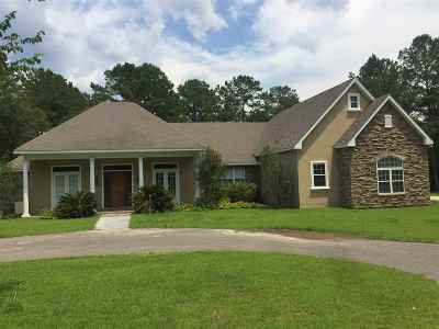 Tallahassee Single Family Home For Sale: 6857 Proctor Road