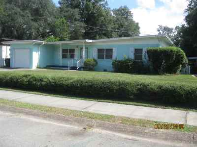 tallahassee Single Family Home For Sale: 3115 Galimore Street