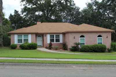 tallahassee Single Family Home For Sale: 684 Violet Street