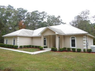 Monticello Single Family Home For Sale: 1091 Ridge Road
