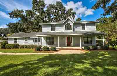 Tallahassee Single Family Home For Sale: 3698 Dwight Davis Drive
