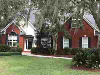 Tallahassee Single Family Home For Sale: 1160 W Conservancy Drive