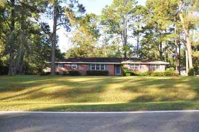 Gadsden County Single Family Home Back On Market: 830 S Adams Street