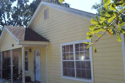 tallahassee Single Family Home For Sale: 2615 Mission Road