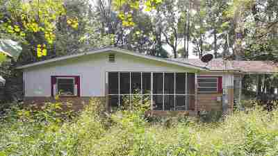 Tallahassee FL Single Family Home New: $24,900
