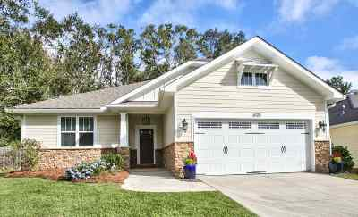 Tallahassee Single Family Home New: 6126 Observation Circle