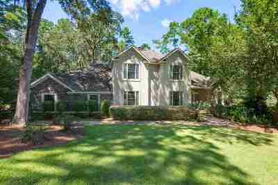 Tallahassee Single Family Home New: 4500 Thaxton Ct