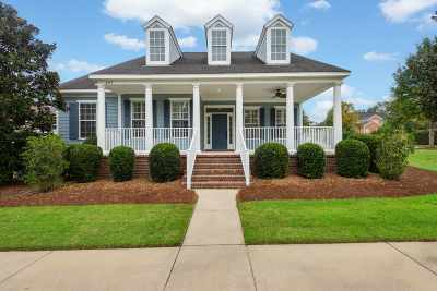 Tallahassee Single Family Home New: 3272 Salinger Way
