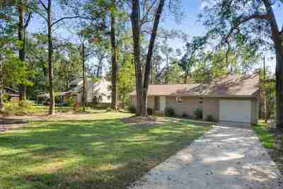 Tallahassee Single Family Home New: 4933 Annette Drive