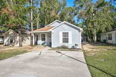 tallahassee Single Family Home For Sale: 206 Wilson Green Boulevard