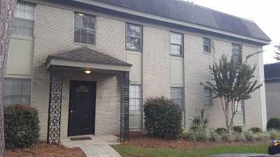 tallahassee Condo/Townhouse For Sale: 1951 N Meridian Road #58