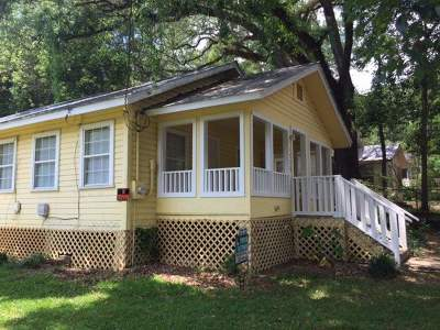 tallahassee Single Family Home For Sale: 1221 McCaskill Avenue