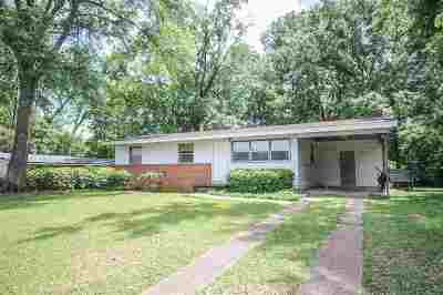 tallahassee Single Family Home For Sale: 2117 Belle Vue Way