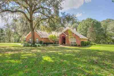 Leon County Single Family Home For Sale: 7437 Creekridge Circle