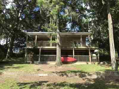 Gadsden County Single Family Home For Sale: 3095 Lakeview Point Road