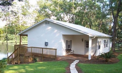 Gadsden County Single Family Home For Sale: 3111 Lakeview Point Road
