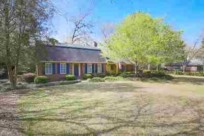 Leon County Single Family Home For Sale: 3710 Galway Drive