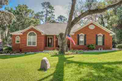 Leon County Single Family Home For Sale: 6959 Spicewood Lane