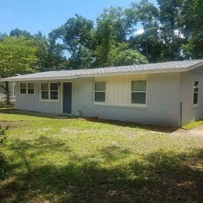 Leon County Single Family Home For Sale: 3513 Sunnyside