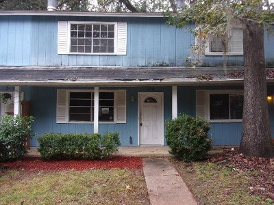 tallahassee Condo/Townhouse For Sale: 2426 Ramblewood