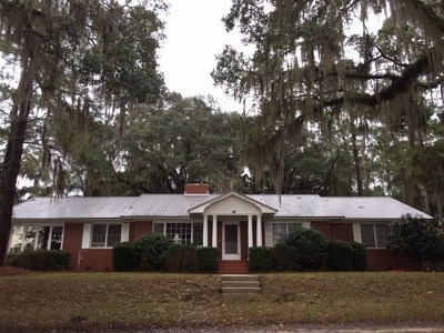 Madison County Single Family Home For Sale: 113 SE Military Avenue