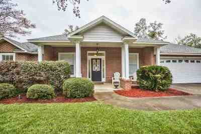 Leon County Single Family Home For Sale: 5436 Calder Drive