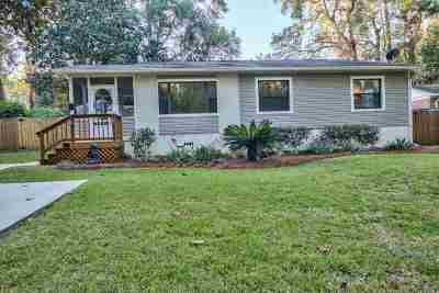 tallahassee Single Family Home For Sale: 909 E. Call St Street