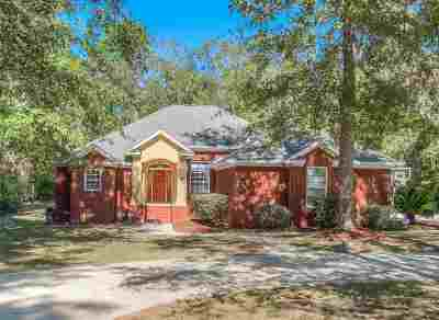 Leon County Single Family Home For Sale: 3522 Velda Woods Drive