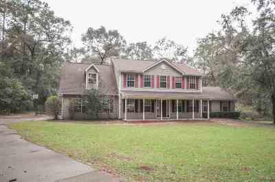 Leon County Single Family Home New: 7937 Hidden Oak Ct