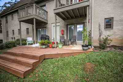 Leon County Condo/Townhouse New: 1951 N Meridian Road #67