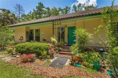 Crawfordville Single Family Home Contingent: 116 Isle Of Paradise Road