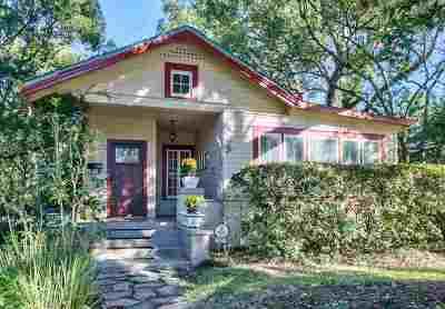 Leon County Single Family Home New: 529 N Meridian Street