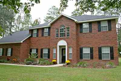 Tallahassee Single Family Home For Sale: 8097 Archer Circle