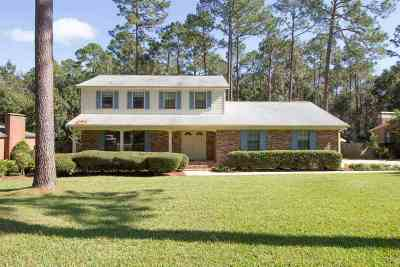 tallahassee Single Family Home New: 3087 Foley Drive