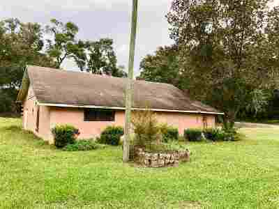 Madison County Single Family Home New: 1094 SW Ml King Jr Dr