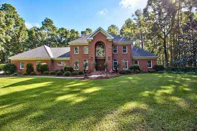 Tallahassee Single Family Home For Sale: 292 Rosehill Dr East