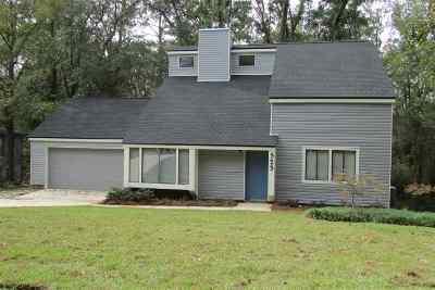 Leon County Single Family Home New: 323 Skate Dr
