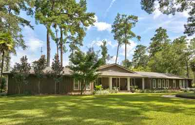 Tallahassee Single Family Home For Sale: 2115 E Randolph Circle