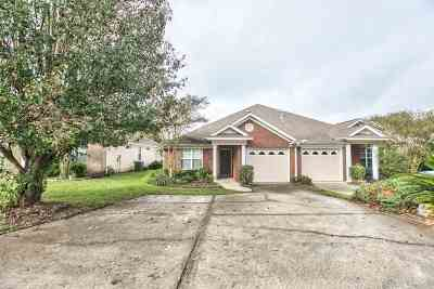 Tallahassee FL Condo/Townhouse New: $189,900