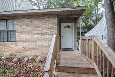 Tallahassee FL Condo/Townhouse New: $90,000