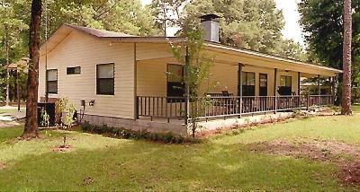 Wakulla County Single Family Home New: 97 Easy Street