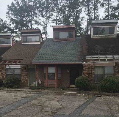Tallahassee FL Condo/Townhouse New: $69,000