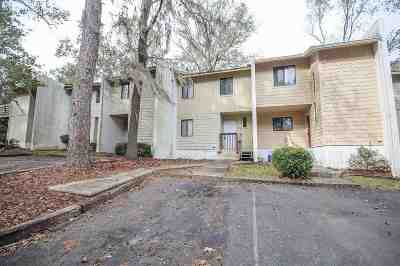 Tallahassee FL Condo/Townhouse New: $72,500