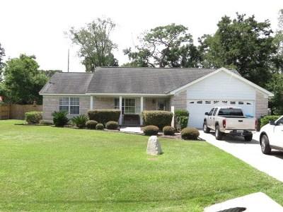 Wakulla County Single Family Home New: 217 Fox Run Cir